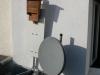 Satellitenschüssel-Nachbar