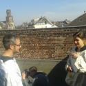 Über Kölns Dächern