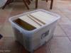 gefüllte Box
